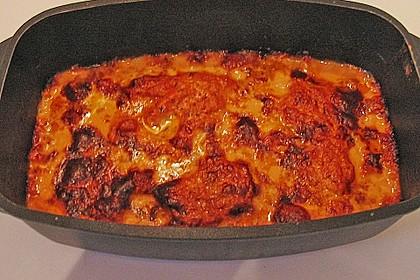 Gorgonzola-Schnitzel 96