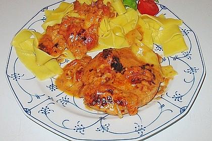 Gorgonzola-Schnitzel 4