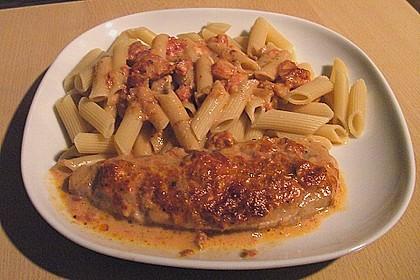 Gorgonzola-Schnitzel 39
