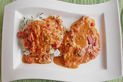 Gorgonzola-Schnitzel 2