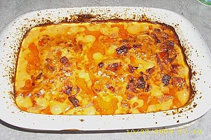 Gorgonzola-Schnitzel 89