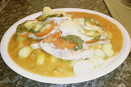 Gorgonzola-Schnitzel 94