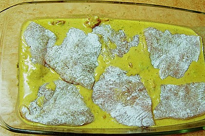 Gorgonzola-Schnitzel 85