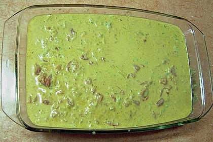 Gorgonzola-Schnitzel 91