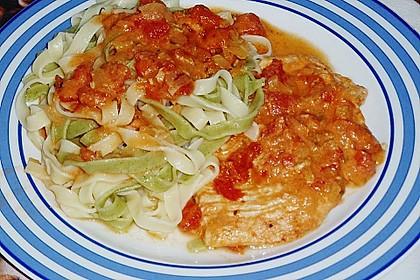 Gorgonzola-Schnitzel 36