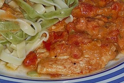 Gorgonzola-Schnitzel 33