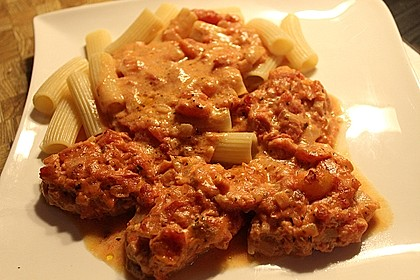 Gorgonzola-Schnitzel 17