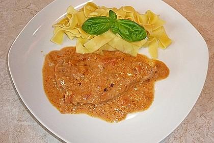 Gorgonzola-Schnitzel 6