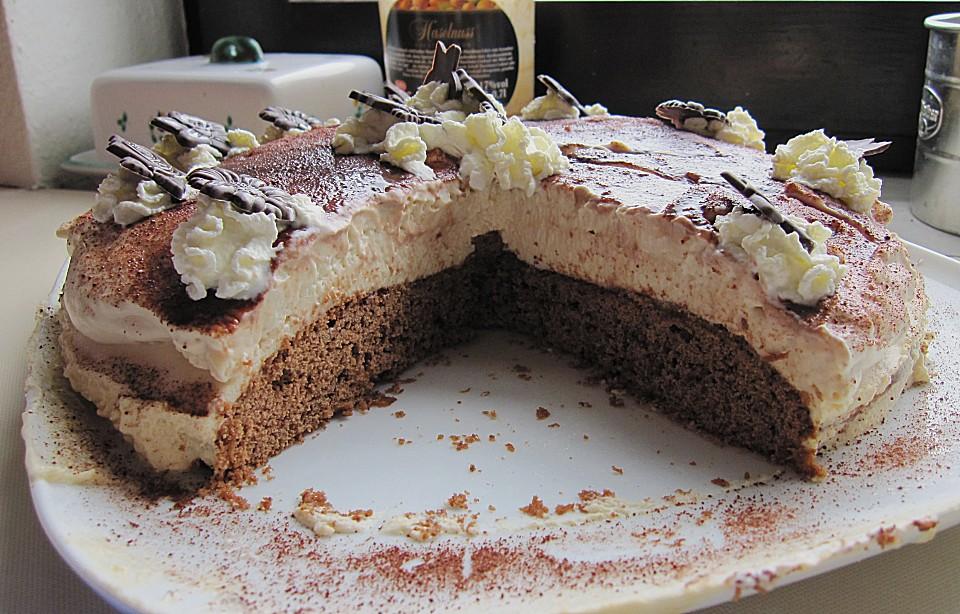 Baileys Torte Von Elli K Chefkoch De