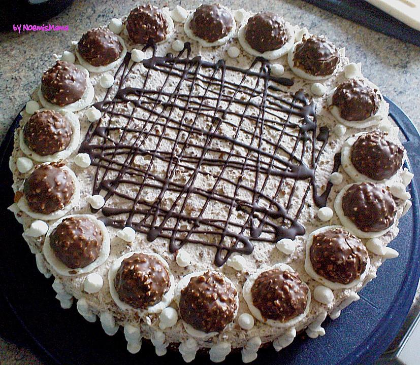 Rocher Torte Von Martie Chefkoch De