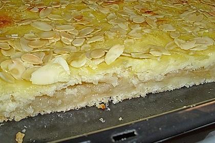 Apfel - Vanille - Kuchen