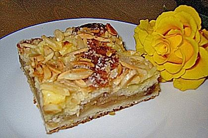 Apfel - Vanille - Kuchen 3