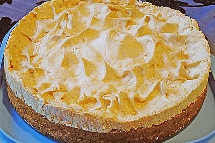 Marillenkuchen mit Vanillehäubchen 3