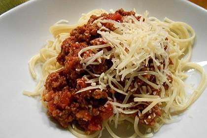 Spaghetti Bolognese Gran Gusto (Bild)