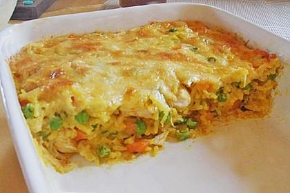 Allerfeinster Reis-Gemüse-Auflauf 16