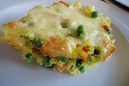 Allerfeinster Reis-Gemüse-Auflauf 8