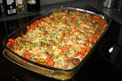 Allerfeinster Reis-Gemüse-Auflauf 15