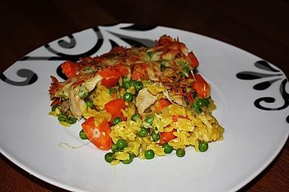 Allerfeinster Reis-Gemüse-Auflauf 11