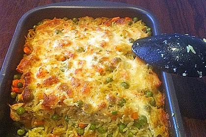 Allerfeinster Reis-Gemüse-Auflauf 31