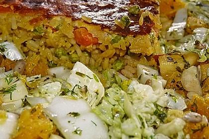 Allerfeinster Reis-Gemüse-Auflauf 12