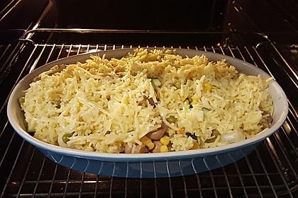 Allerfeinster Reis-Gemüse-Auflauf 21