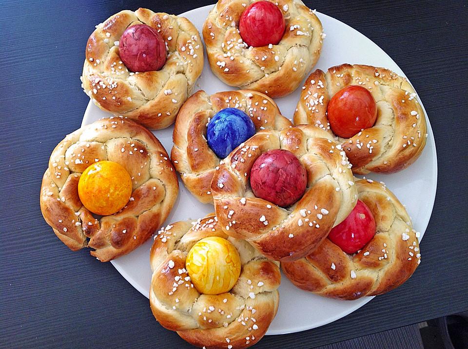 Osternester Ein Beliebtes Rezept Chefkoch
