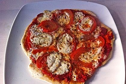 Binchens leichte Pfannenpizza 13