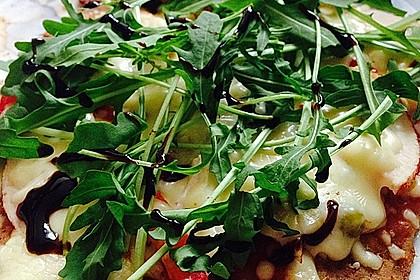 Binchens leichte Pfannenpizza 12
