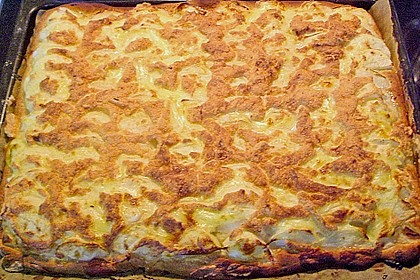 Schneller Apfel - Hefe - Blechkuchen von Laura 4