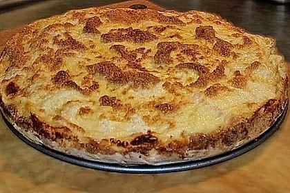 Schneller Apfel - Hefe - Blechkuchen von Laura 9