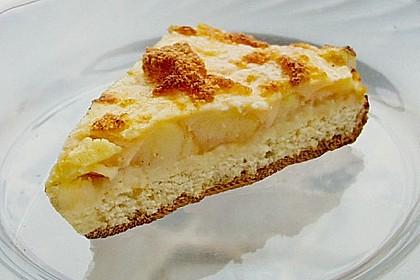 Schneller Apfel - Hefe - Blechkuchen von Laura 6