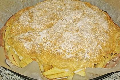Schneller Apfel - Hefe - Blechkuchen von Laura 7