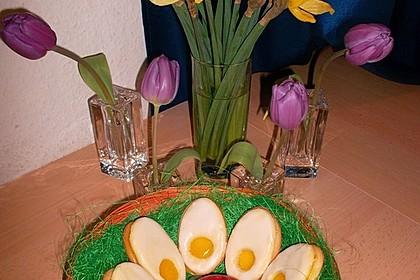 Zitronige Ostereier - Kekse 35
