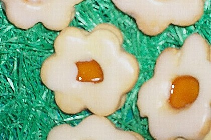 Zitronige Ostereier - Kekse 69