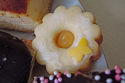 Zitronige Ostereier - Kekse 23