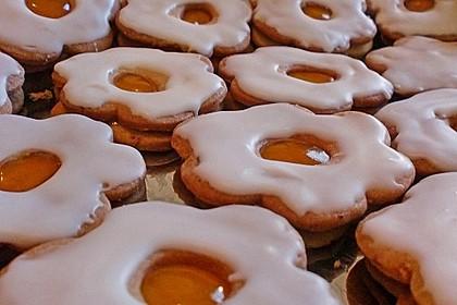 Zitronige Ostereier - Kekse 26