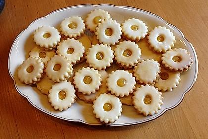 Zitronige Ostereier - Kekse 19