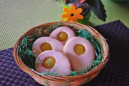 Zitronige Ostereier - Kekse 27