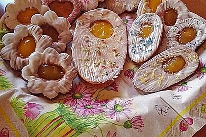 Zitronige Ostereier - Kekse 51