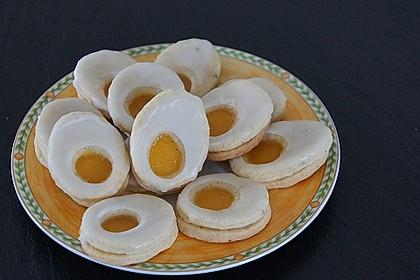 Zitronige Ostereier - Kekse 21