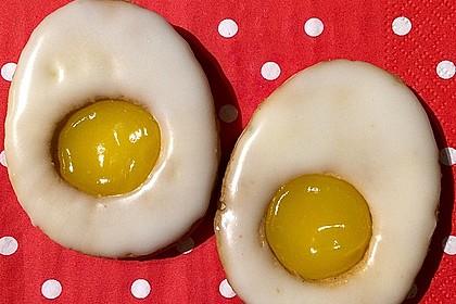 Zitronige Ostereier - Kekse 11