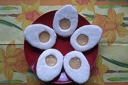 Zitronige Ostereier - Kekse 48