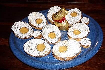 Zitronige Ostereier - Kekse 31