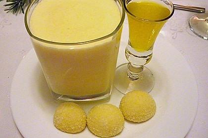 Zitronen - Mousse 6