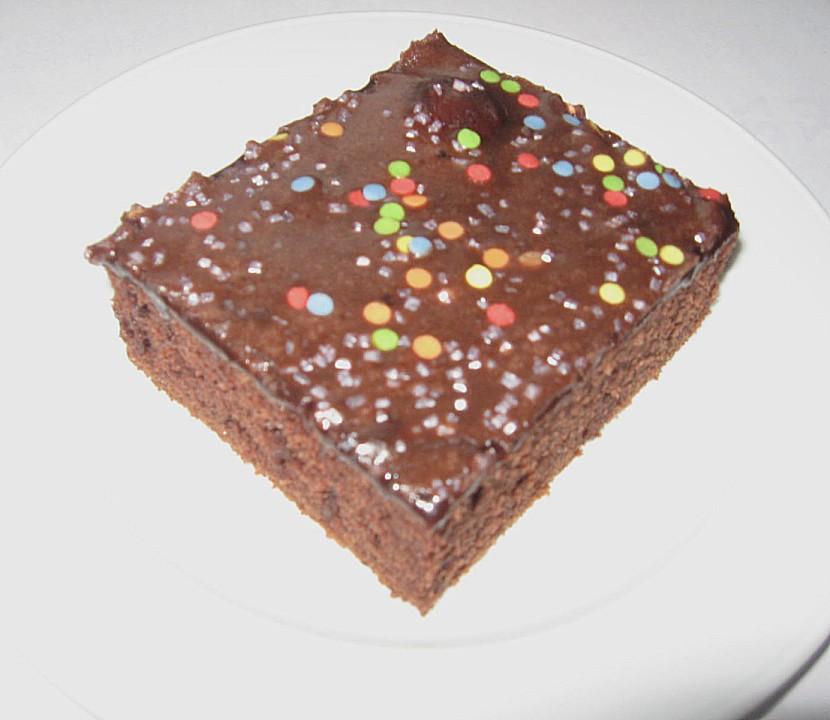 Schokoladen Buttermilch Kuchen Chefkoch De
