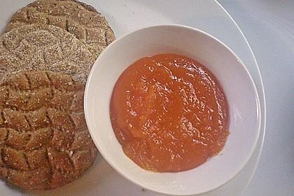Karotten - Limetten - Konfitüre