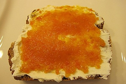 Karotten - Limetten - Konfitüre 7