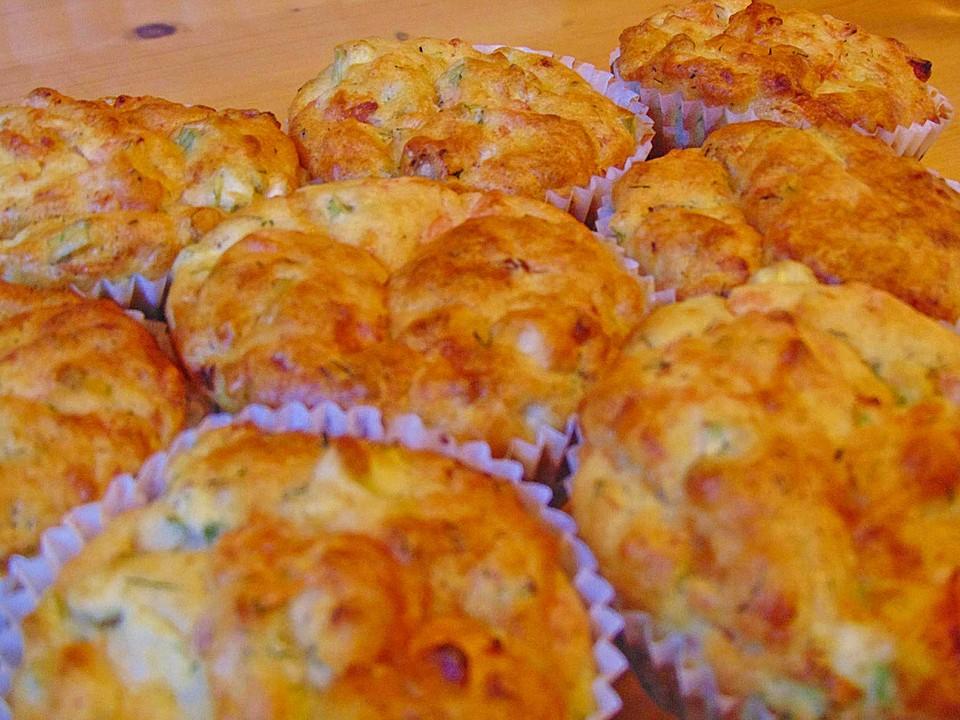 Skandinavische Lachsmuffins Von Alydie Chefkoch