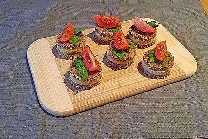 Veganer Sojamilchschnittkäse 3