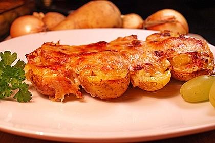 Gefüllte Kartoffeln 1